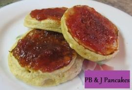 PB & J Pancake