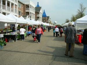 Kenosha Harbor Market