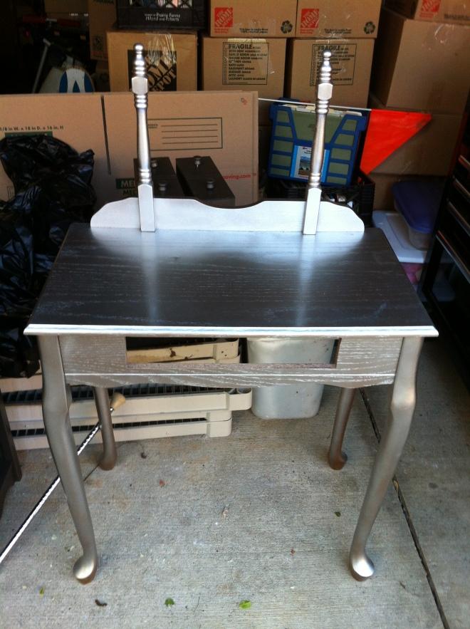 sliver desk