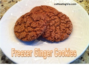 ginger cookie title pic
